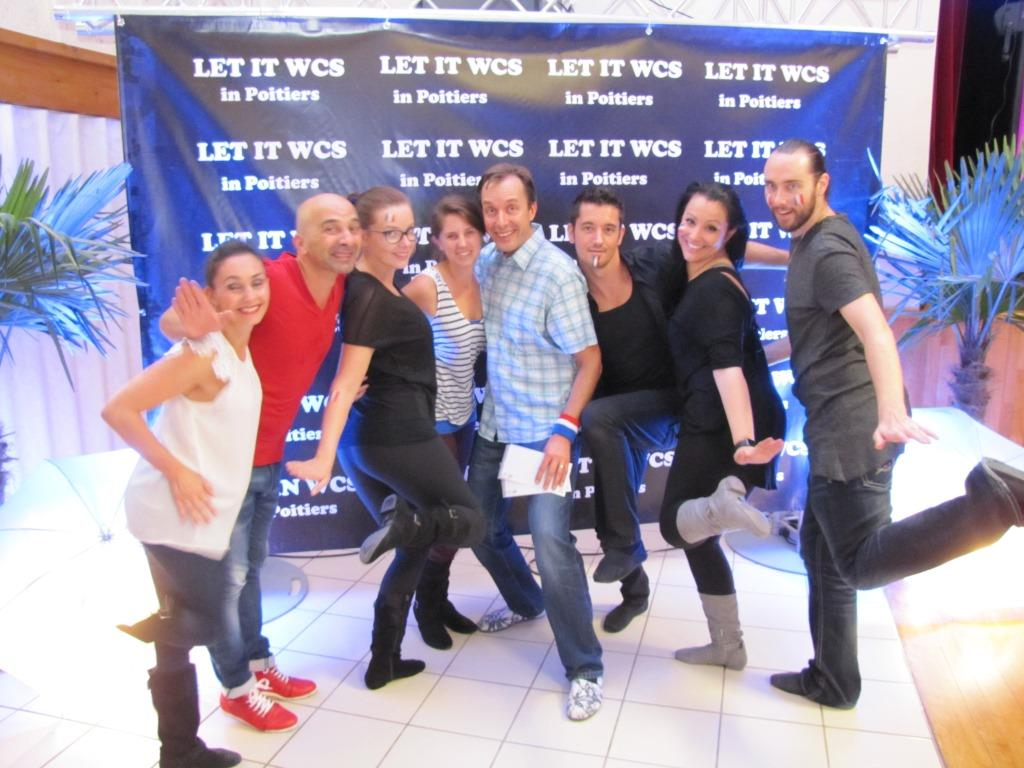 Let it WCS in Poitiers 6